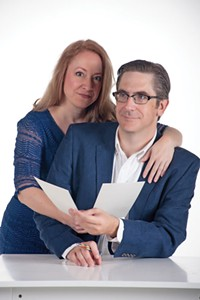 April and Mark Fossen