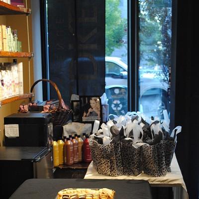 Array Salon Party (Photosy by Nicole Jaatoul)