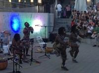 Arts Fest Friday: African Showboyz