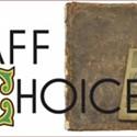 Artys 2011: Staff Choice