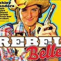 Ashley Sanders: Rebel Belle
