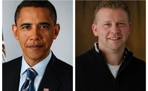 Barack Obama/Todd Weiler