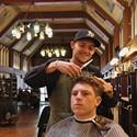 Barber Devan Pearson