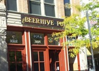 Beerhive Bar an Pub in downtown Salt Lake City