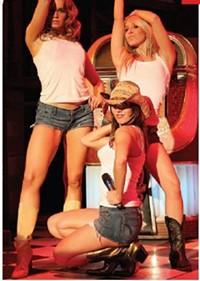 Best Little Whorehouse in Texas / Voodoo Darlings