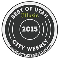 Best of Utah Music 2015