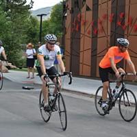 Bill Barron (center)