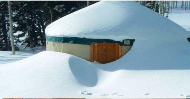 Blind Hollow Yurt