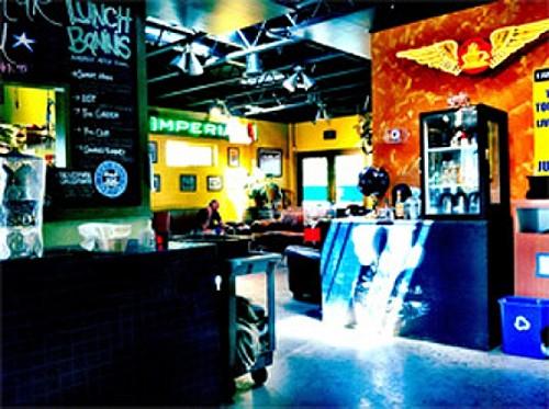 BlueStar Juice Bar & Coffee Cafe