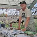 Bob Brister of the Utah Environmental Congress campaigns to protect Utah's wolves