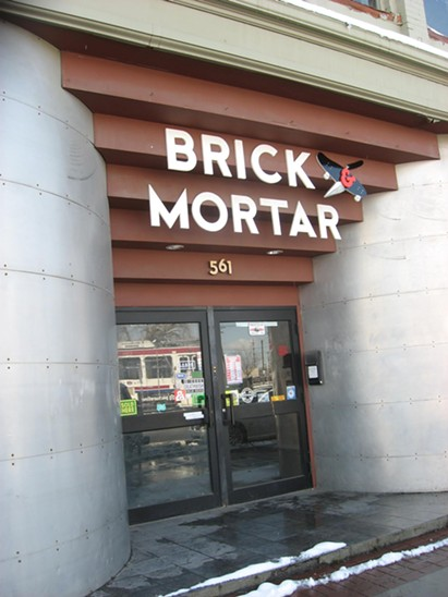 Brick & Mortar: 3/8/11