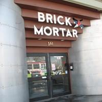 Brick & Mortar: 3/8/11