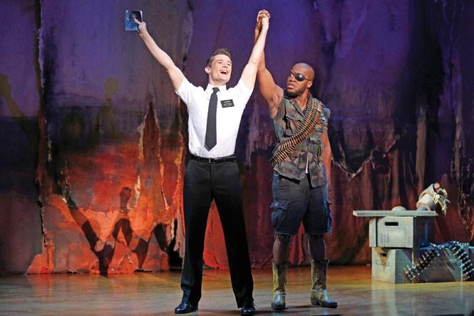 Broadway Across America's The Book of Mormon