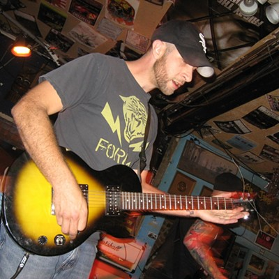 Burt's Tiki Lounge: 8/23/13