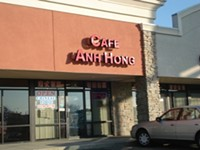 Cafe Anh Hong Restaurant in Salt Lake City