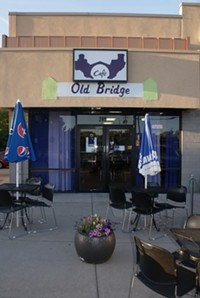 Cafe Old Bridge in Salt Lake City