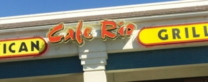 Cafe Rio Springville Utah