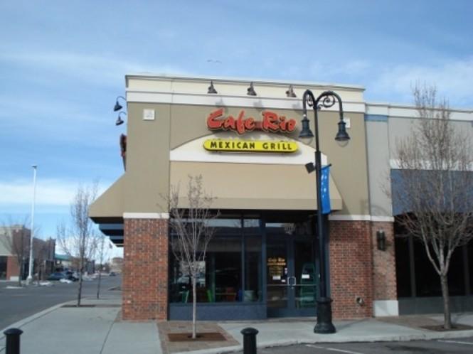 Cafe Rio Sandy Utah Menu