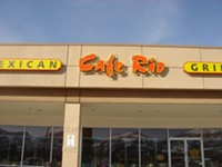 Cafe Rio Restaurant in Bountiful