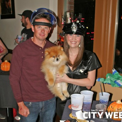 Cause For Paws Utah's Howloween Party (10.15.11)