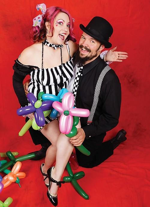 Celeste McCulley & Elias - RUDY VAN BREE