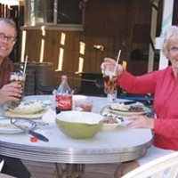 Cheap Shot | 52 Pickup: Celebrating a year of Cheap Shot with Shelly at Martine.