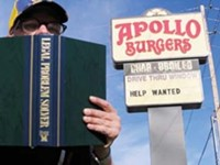 Cheap Shot | City of Burgerly Love: Dad wants to eat at Apollo