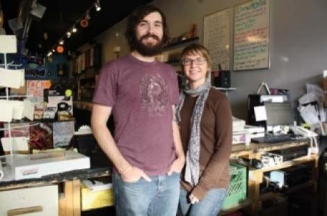 Chris and Anna Brozek - JON PAXTON