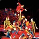 Cirque du Soleil: Saltimbanco