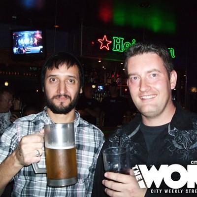 Club Night: 3 Way Thursdays at Liquid Joes (9.2.10)