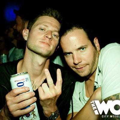 Club Night: Chromeo at W Lounge (8.19.10)
