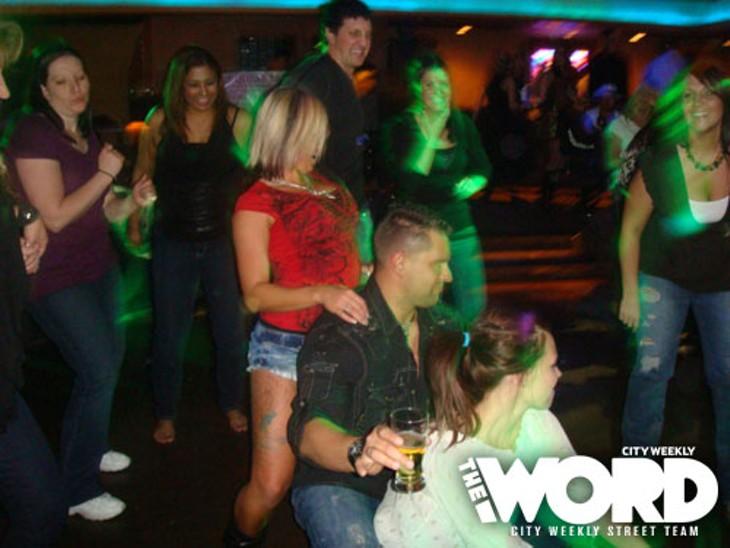 Club Night: Fool's Karaoke at Club Habits 4.1.10