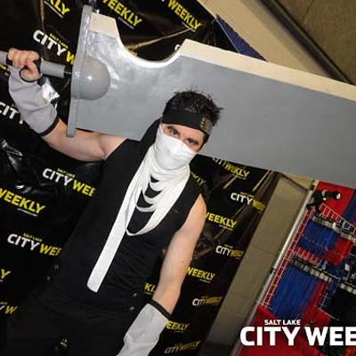 Comic Con Fan Xperience| April 2014