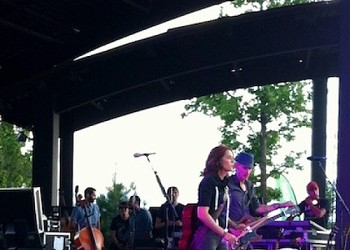 Concert Review: Brandi Carlile at Red Butte Garden