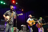 Concert Review: Trampled by Turtles at The Depot