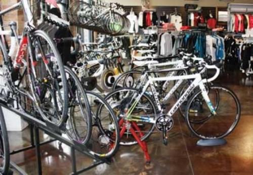 Contender Bicycles in Salt Lake City - WINA STURGEON