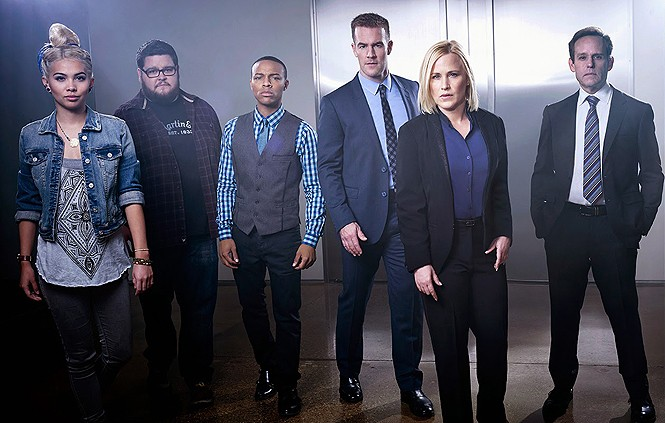 CSI: Cyber (CBS)