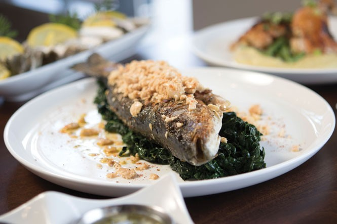 Current fish oyster restaurant reviews salt lake for Current fish and oyster