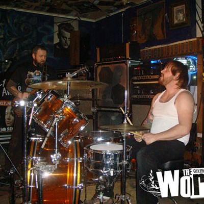 CWMA 2010: Burt's Tiki Lounge 2.13 Showcase