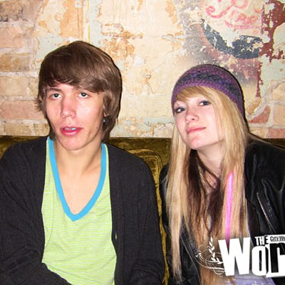 CWMA 2010: Velour showcase