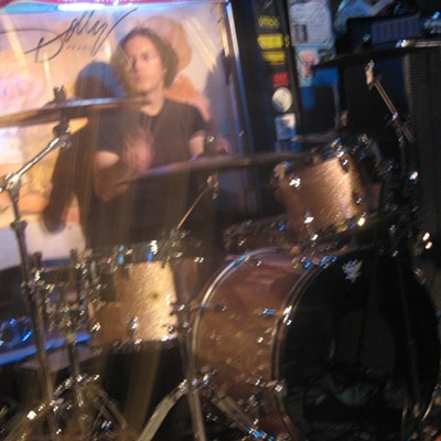 CWMA 2011 - Burt's Tiki Lounge: 2/4/11