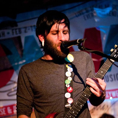 CWMA 2011: Burt's Tiki Lounge by S. Scholes 2.4.11