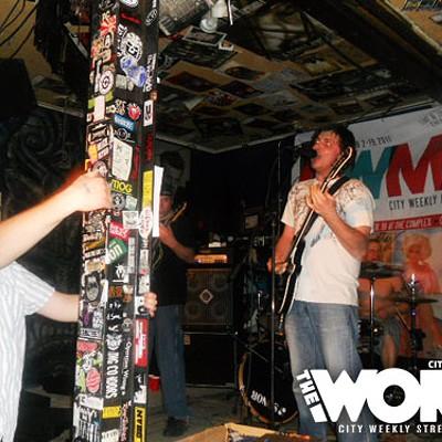 CWMA 2011 - Burt's Tiki Lounge by The Word 2/11/11