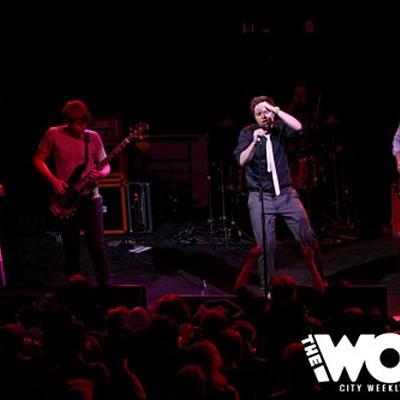 CWMA 2011: FINALS Party (by E. Daentiz & The Word)