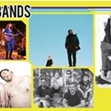 CWMA 2014: The Bands