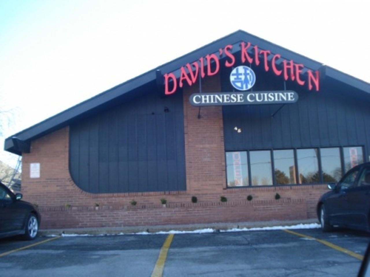 David S Kitchen South Salt Lake Chinese Restaurants