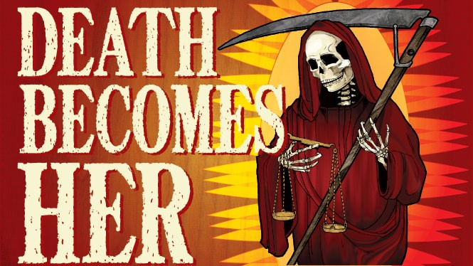 Death Becomes Her | Cover Story | Salt Lake City | Salt Lake