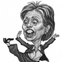 Deep End | Hillary's Rules: In her world, the Queen can jump the other pieces