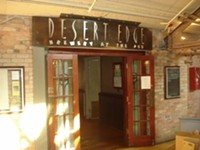 Desert Edge Brewery and Restaurant in downtown Salt Lake City