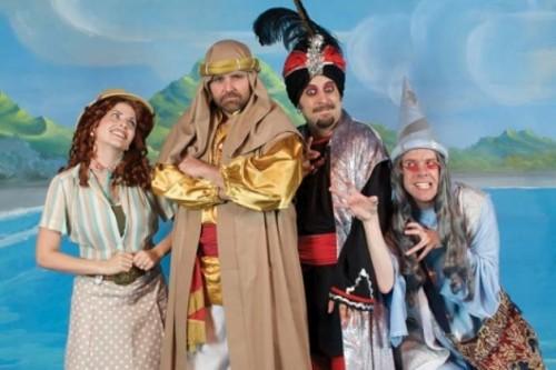 Desert Star Playhouse's Sheik of Persia